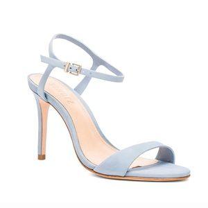 Schutz blue sandals